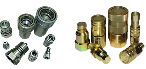 Fittings, Quick couplings, Plugs and Level Indicators - Hydroni